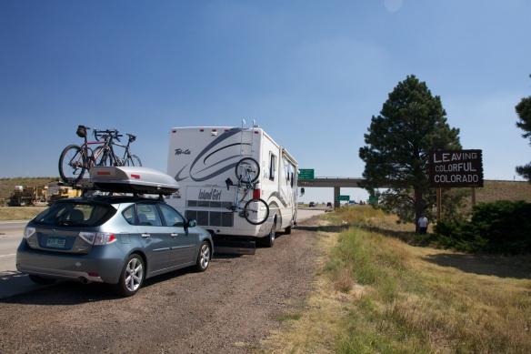 Leaving Colorado 1