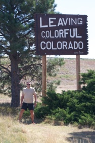 Leaving Colorado 2