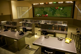 Mercury Control Room