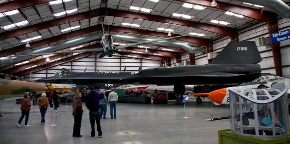 Lockheed SR71A Blackbird