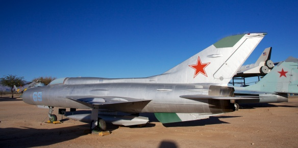 MIKOYAN-GUREVICH MIG-21PF FISHBED D