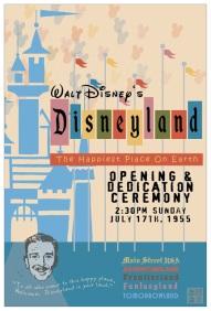 Disneyland Poster copy